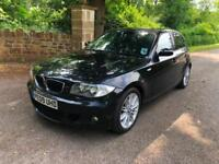 BMW 118 2.0TD 2009MY d M Sport £30 tax