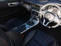 Mercedes-Benz SLK SLK200 BLUEEFFICIENCY AMG SPORT (white) 2013-04-26