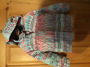 Manteau / habit de neige