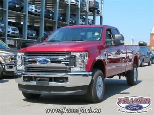2019 Ford Super Duty F-250 SRW XLT 4WD SUPERCAB 8' BOX