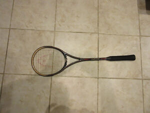Head graphite competition squash racket
