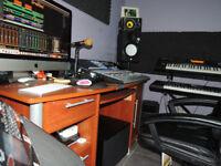 ARIYA Productions Studio – Audio Recording.