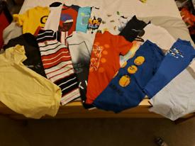 Bundle of boys clothing age 10/ 10-11