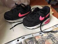 Size 3.5 Nike air max