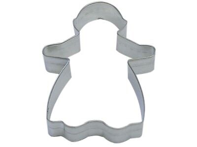 Gingerbread Girl Cookie Cutter 5'' New!