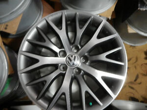 WANTED:  18 INCH AUDI RIMS FOR audi  A4, A6, A8 MODELS. Y SPOKE