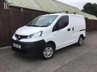 Nissan NV200 1.5dCi Acenta 2015**1 OWNER**FSH**SUPERB*