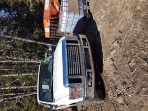 2008 Ford f350 crewcab shortbox 6.4 littre for parts