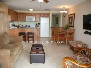 Madeira Beach Florida March 24-31 Beachfront Condo