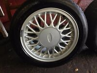 Sierra Sapphire RS Cosworth 4x4 sharktooth alloy wheel wanted