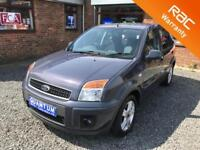 Ford Fusion 1.4 (79bhp) Zetec 5 Door Hatchback