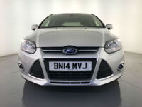 2014 FORD FOCUS ZETEC TDCI DIESEL 5 DOOR HATCHBACK £20 ROAD TAX 1 OWNER