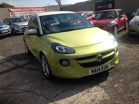Vauxhall/Opel ADAM 1.2 VVT 16v ( 70ps ) SLAM