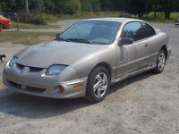 1999 Pontiac Sunfire Coupé (2 portes)