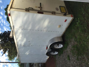 2007 Diamond Cargo Trailer