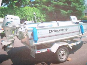 Princecraft Pro 142 Honda 30HP 4T