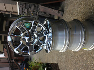 2014 Ford F-150 Rims