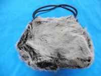 Celtic sheepskin ladies winter goats fur designer handbag