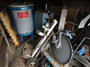 PRIVATE AUCTION - LOT #5 - EVERYTHING IN SHED