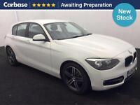 2012 BMW 1 SERIES 116d Sport 5dr