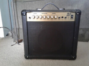 Park By Marshall Guitar Practice Amp