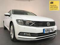 2016 16 VOLKSWAGEN PASSAT 2.0 SE BUSINESS TDI BLUEMOTION TECH DSG 4D AUTO 148 BH