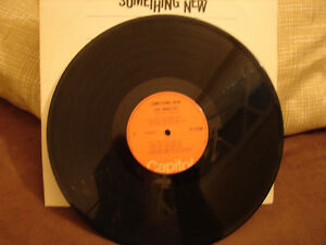 THE BEATLES Something New CAPITOL RECORDS Strathcona County Edmonton Area image 3