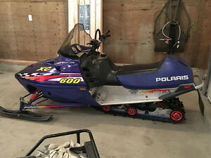 2001 polaris xc 600 Reduced for summer!!