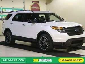 2013 Ford Explorer Sport 4WD CUIR MAGS 7PASSAGERS