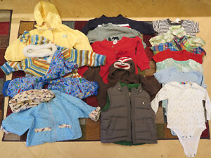 Great box of 6-12month old clothes