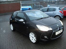 Citroen DS3 1.6HDi 90 ( 99g ) DStyle, ONLY £20 PER YEAR TAX