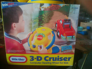 LITTLE TYKES  3D cruiser
