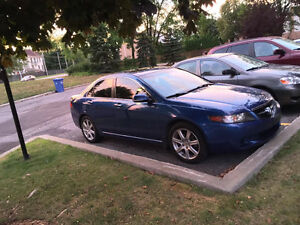 2005 Acura TSX- Sunroof, AC, Leather, NewTiress, Mags, 2set tire