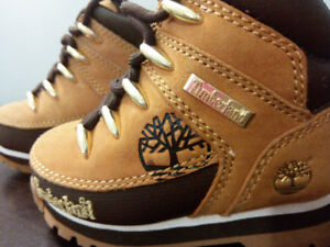 Toddler Timberland Boots (size 6)