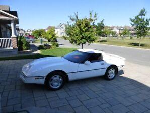 1988 Corvette Convertable