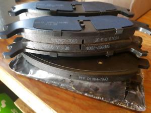 2011 Ram 1500 4x4 brake pads