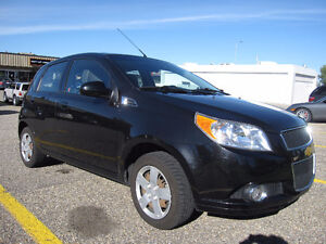 2011 Chevrolet Aveo Hatchback