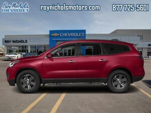 2017 Chevrolet Traverse 2LT  - Power Liftgate