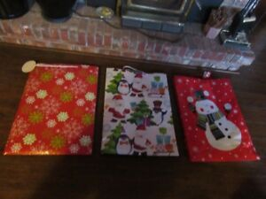 CHRISTMAS GIFT BAGS - REDUCED!!!!