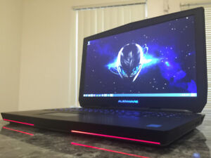 Alienware 17 R3 Gaming Laptop- Intel i7 | GTX 970 | 16GB RAM