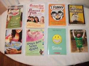 Teen and Preteen Books London Ontario image 2
