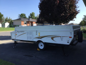 Well maintained Palomino Tent Trailer