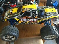 $1500 dollar.  E revo 3.3 for sale!  New engine! Lots aluminum