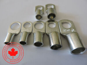 Battery lugs, connector wire lug, solar, wind power, electrical