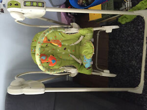 3 in 1 fisher price swing