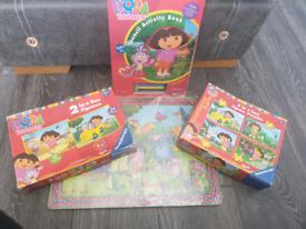 Dora explorer bundle (used)