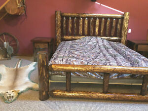 Hand crafted one of a kind real wood beds by local family Co. Comox / Courtenay / Cumberland Comox Valley Area image 8