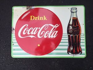 3 Coke signs for sale