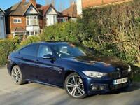 2016 BMW 4 Series 3.0L 435D XDRIVE M SPORT GRAN COUPE 4d AUTO 309 BHP Coupe Dies