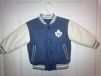 Toronto Maple Leafs Youth 2T-3T coat